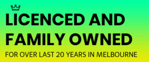 Licenced & Family Owned